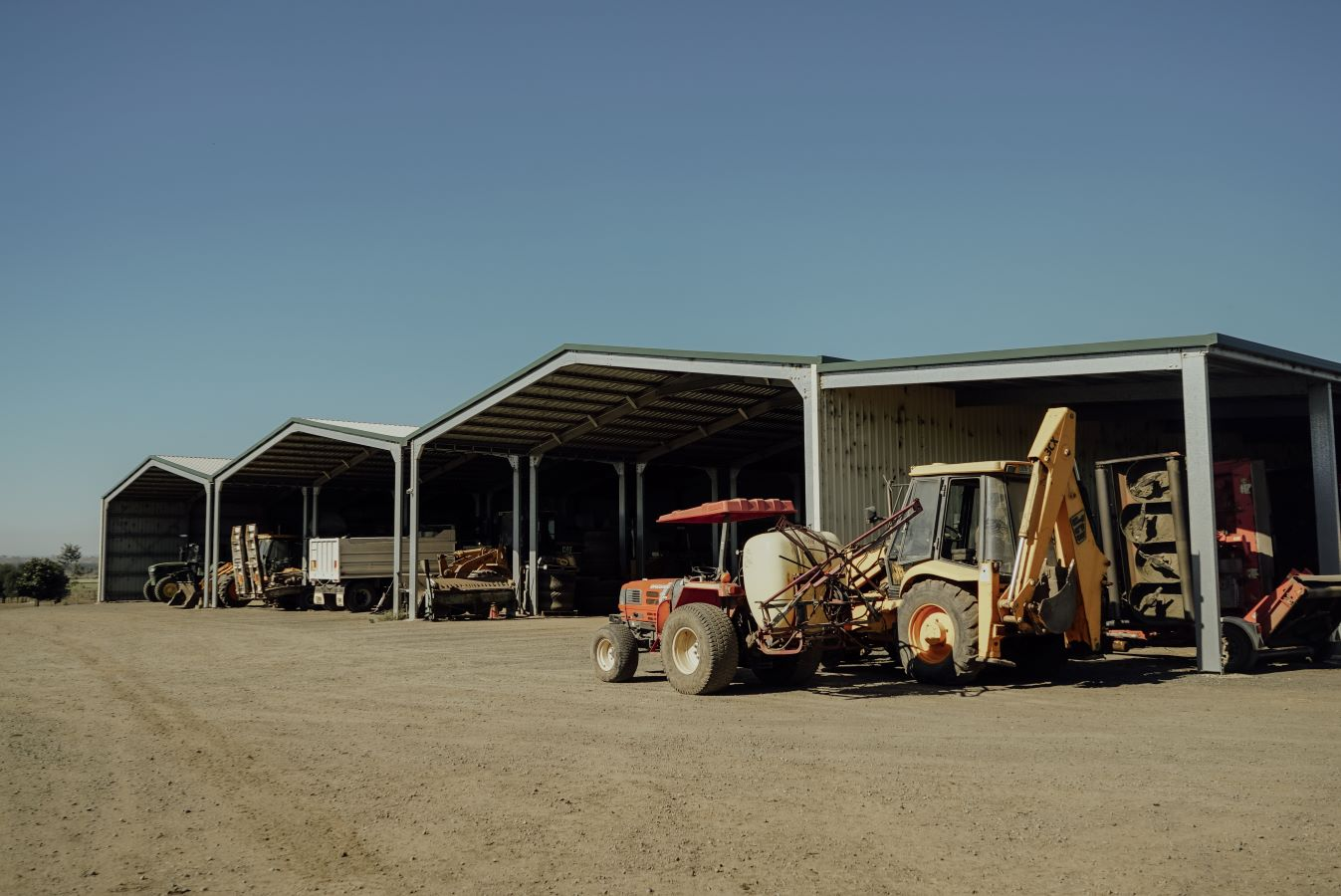 Cost Benefits of a Dedicated Machinery Shed